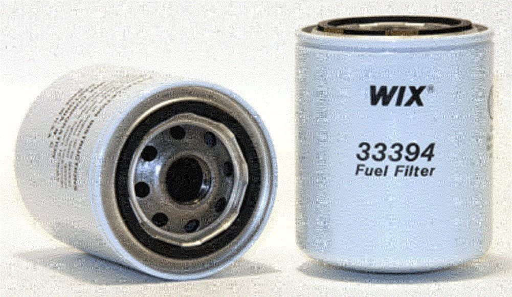 Wix 33395 Spin-On Fuel Filter Pack of 1