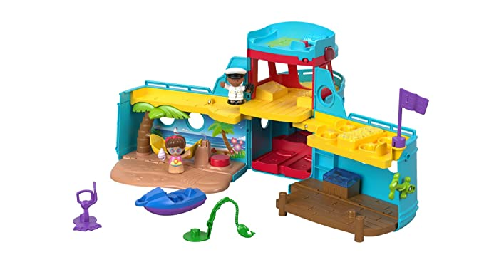 Mattel Fisher-Price fxj47/Little People Nave