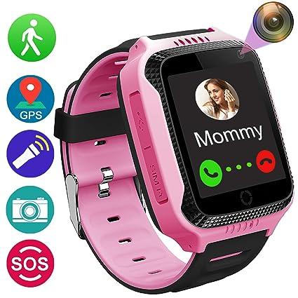 Amazon.com: GreaSmart - tarjeta SIM incluida– Reloj ...