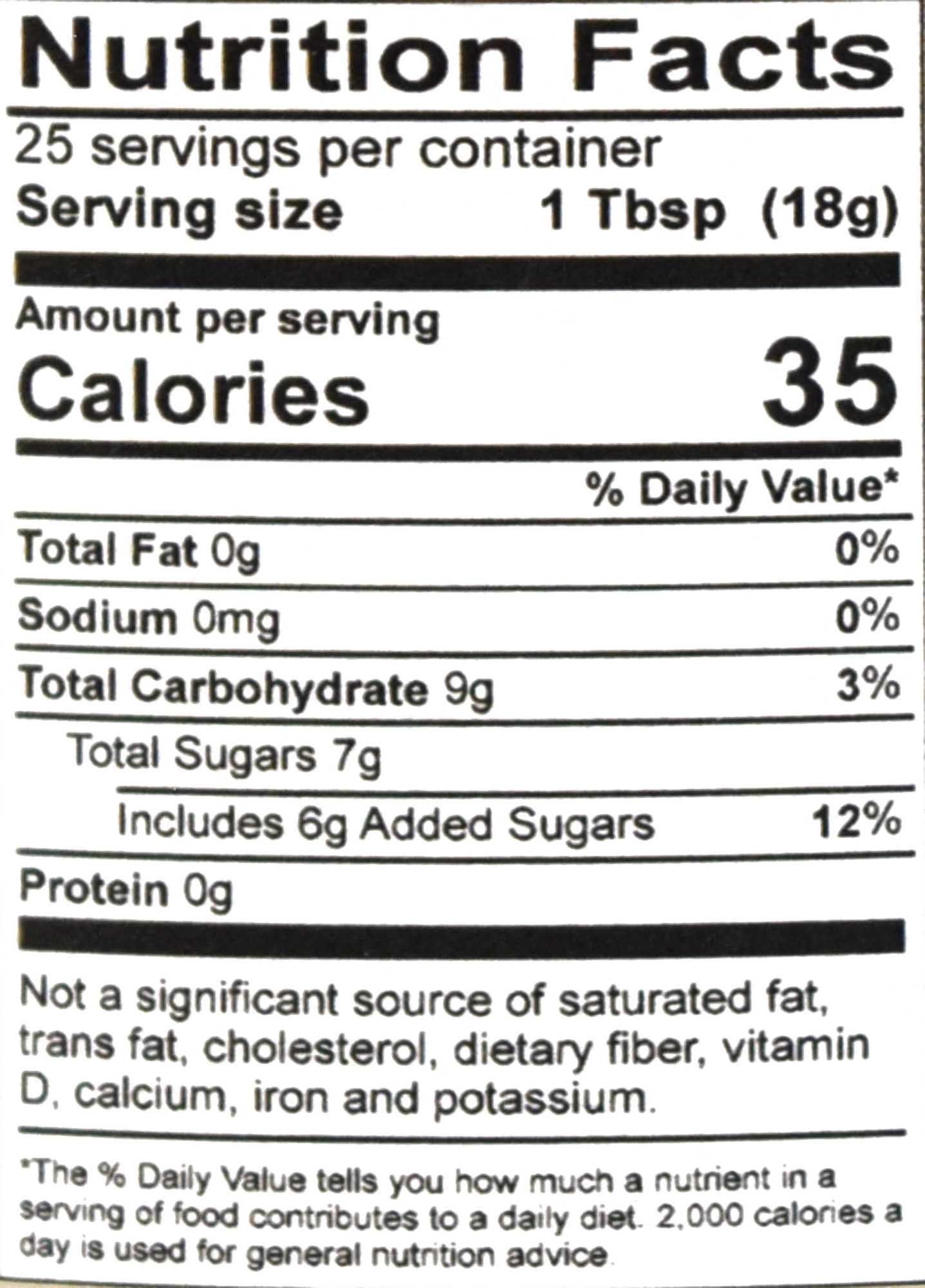 House of Webster Blueberry - No Sugar Added - 100% Fruit Spread 16.5 oz by House of Webster (Image #3)