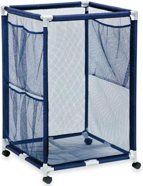 Rolling Cubos de Almacenamiento de niños – Ideal para Gimnasio, Sala de Juegos o en la Piscina: Amazon.es: Hogar