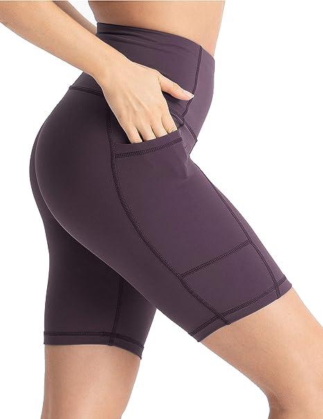 Amazon.com: Hopgo - Pantalones cortos para mujer de 7 ...