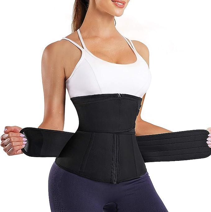 Damen Taillen Korsett Kompression Schlank Mieder Bauchweggürtel Shaper Abnehmen