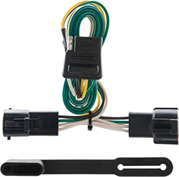 Amazon.com: CURT 55314 Vehicle-Side Custom 4-Pin Trailer Wiring Harness,  Select Ford Ranger: Automotive | Ford Ranger Trailer Wiring |  | Amazon.com