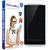 CELLBELL® Tempered Glass Screen Protector For Lenovo Vibe X3 With FREE Installation Kit