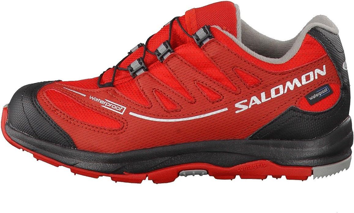 Salomon Junior XA Pro 2 Waterproof Chaussure De Course à Pied