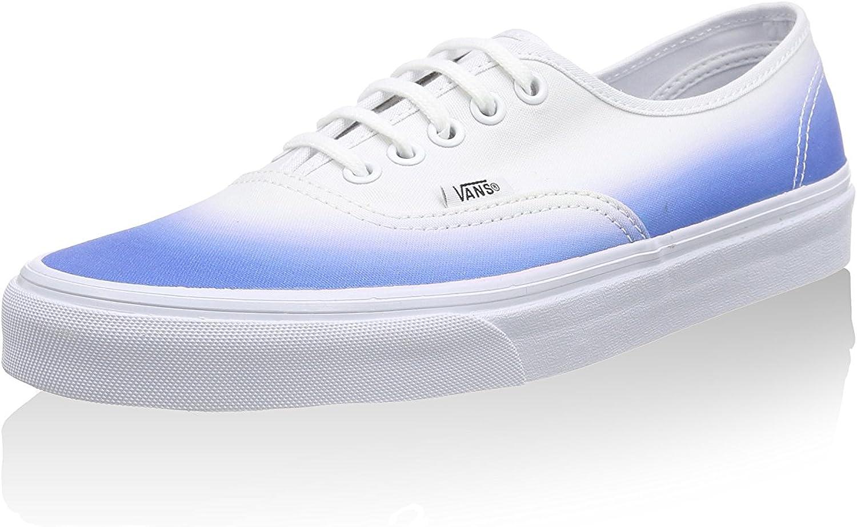 womens blue vans size 4