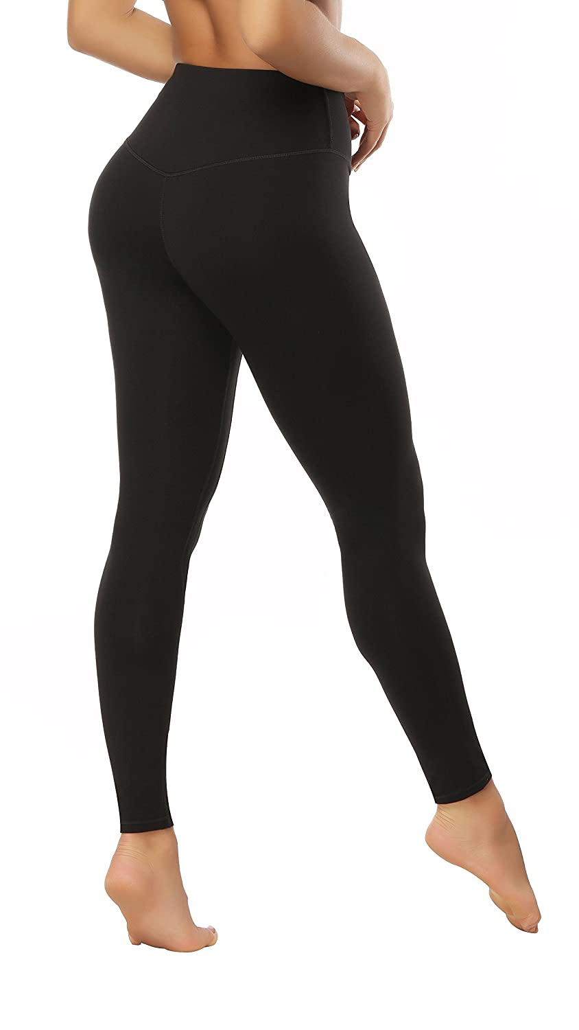 3507c907b7b2e6 High Waist Design & Health Fitness: KAYVEN MAS women's workout pants are  designed with high-waist,tummy control wide waistband contours your curves  and give ...