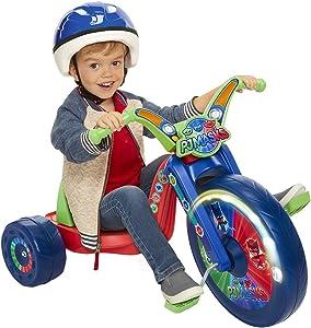 "PJ Masks 15"" Fly Wheel Cruiser Ride-On, Ages 3-7, 20"" W X 22.5"" H X 32.83"" L"
