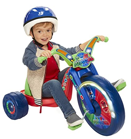 "PJ Masks 15"" Fly Wheel Junior Cruiser 1 Ride-on, Ages 3-"
