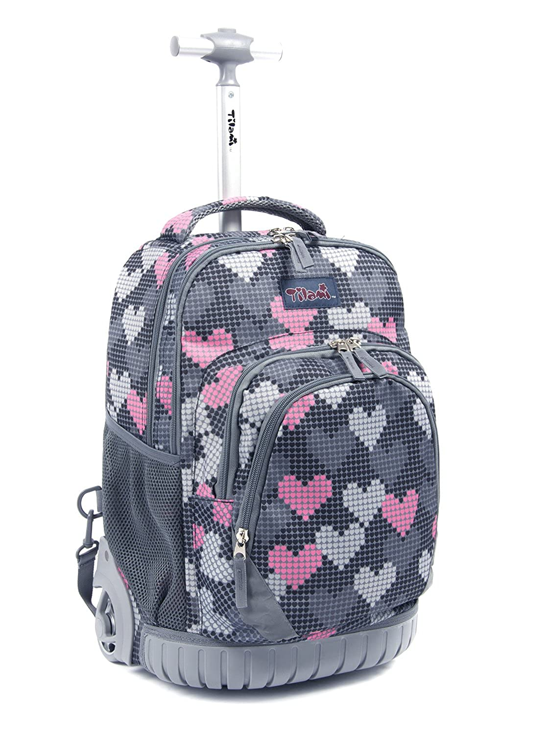 Kids Rolling Backpacks For School Click Backpacks