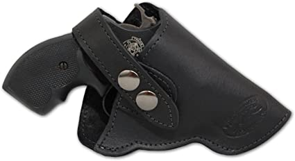 Conceal USA 38 Special Snub Nose Black Holster Colt Smith Taurus Pistol CCW .38