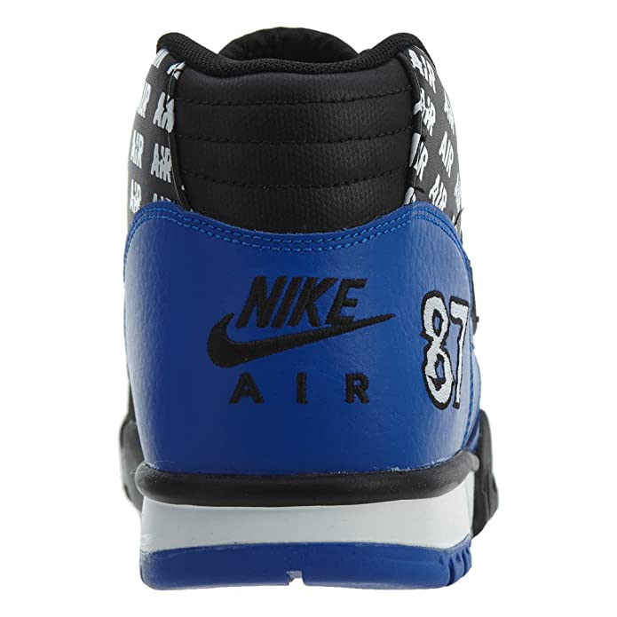 separation shoes 51404 5705d Nike Air Trainer 1 Mid SOA - AQ5099-400: Amazon.it: Scarpe e borse