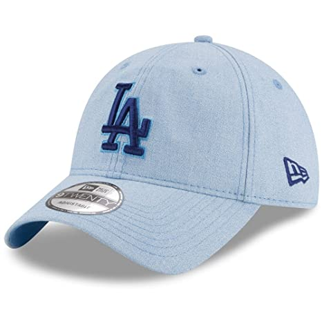 sports shoes f1297 e6ff3 Image Unavailable. Image not available for. Color  New Era Los Angeles  Dodgers 2018 Father s Day 9TWENTY Adjustable Hat ...