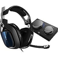 ASTRO Gaming A40 TR Kablolu Oyun Kulaklığı, MixAmp Pro TR Gen 4, ASTRO Audio, Dolby Audio, Değiştirilebilir Mikrofon…