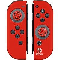 Nintendo Switch Joy-con Gel guardias–Naranja
