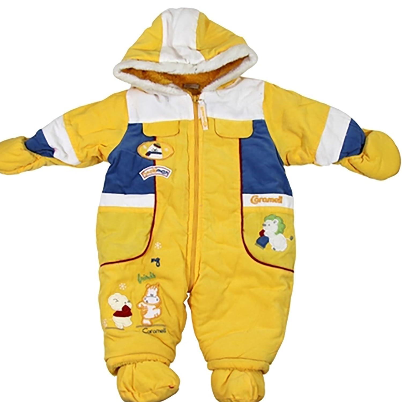 Amazon.com: Bebé muñeco de nieve traje de esquimal: Clothing