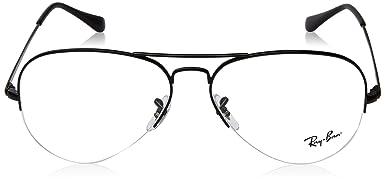 amazon ray ban unisex rx6589 eyeglasses black 59mm clothing Ray-Ban Wayfarer RB2132