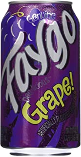 product image for Faygo Grape 24 Pack Soda Pop 12 oz cans