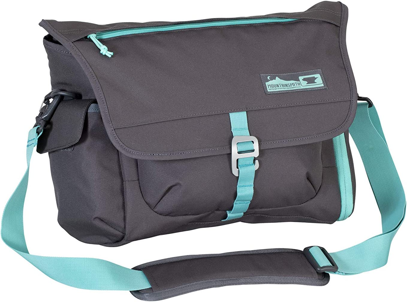 Mountainsmith Adventure Office Small Messenger Bag, Mint, One Size