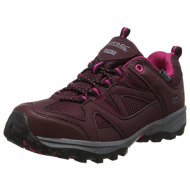 Regatta Childrens//Kids Gatlin Low Rise Hiking Boots