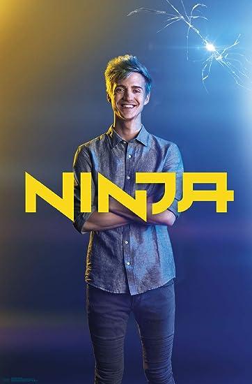 Amazon.com: Trends International Ninja - Awesome Wall Poster ...