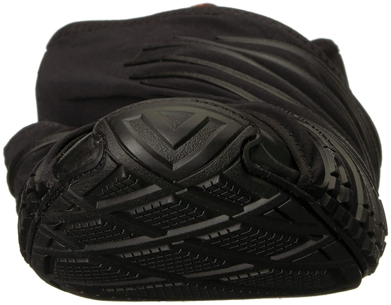 Vibram Mens Mens Furoshiki Black Sneaker