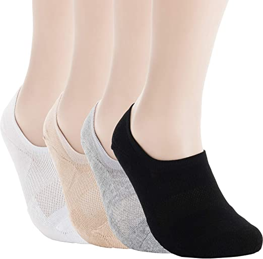 Pro Player Big Girls Proplayer Womens 10 Pack No Show Socks