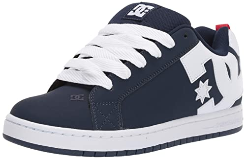 DC Shoes Court Graffik Shoe, Zapatillas de Skateboarding para Hombre: DC Shoes: Amazon.es: Zapatos y complementos