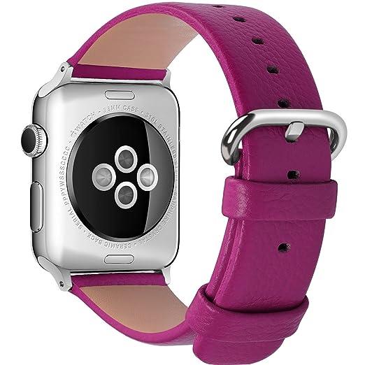 86 opinioni per 15 colori per Cinturino Apple Watch 38mm,Fullmosa®Yan iWatch Cinturino Apple