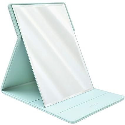 Amazon.com: Espejo de maquillaje portátil de alta calidad de ...