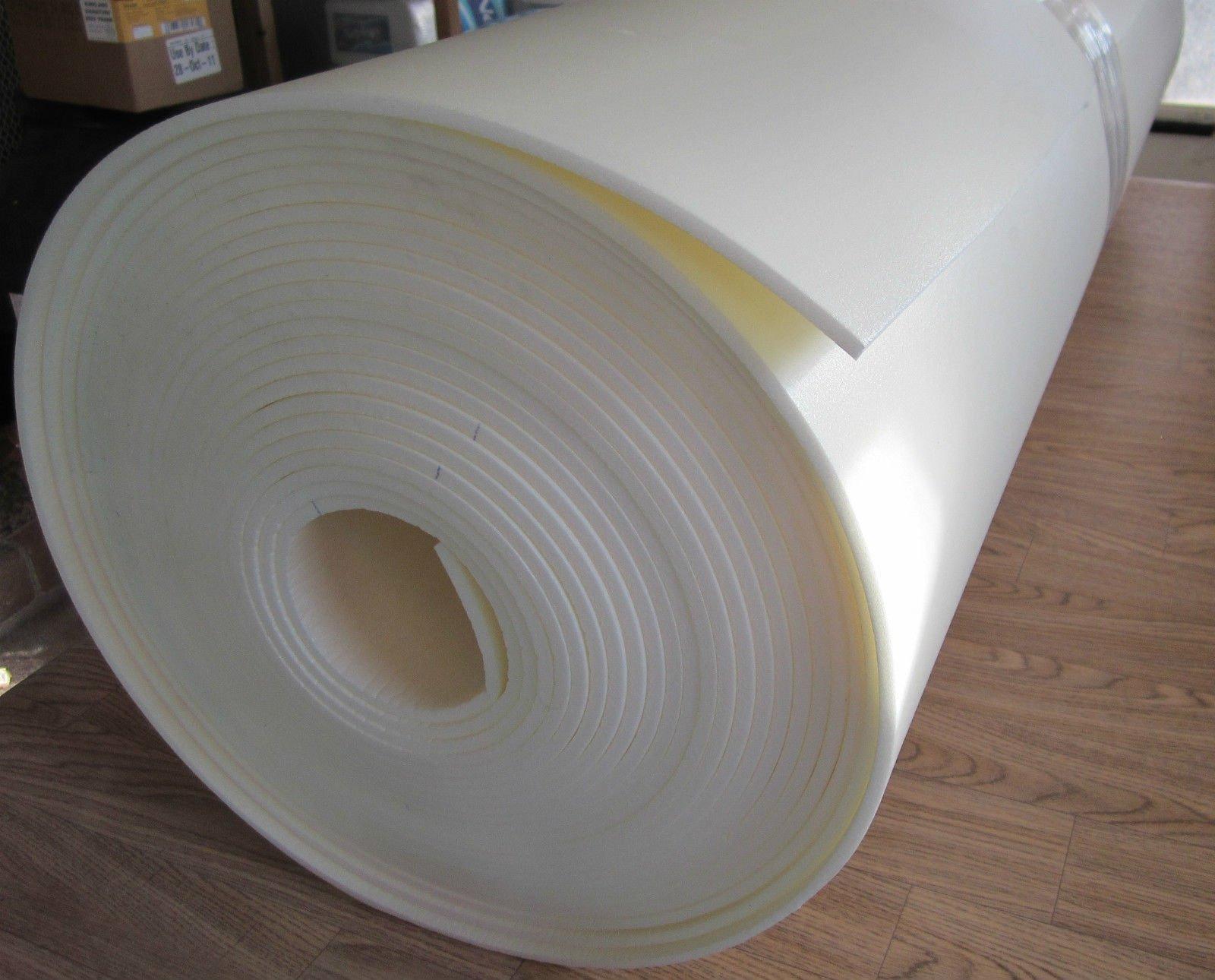 Craft Foam Hi dense Closed Cell Upholstery Auto Interior Poker 1//4x 15x 60