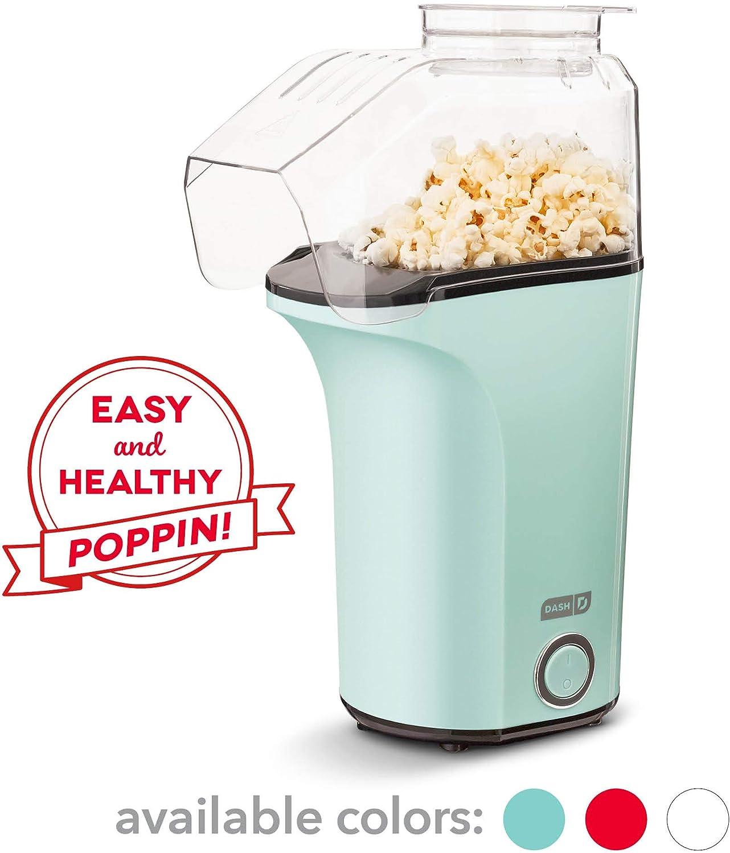 Dash DAPP150V2AQ04 Hot Air Popcorn Popper Maker