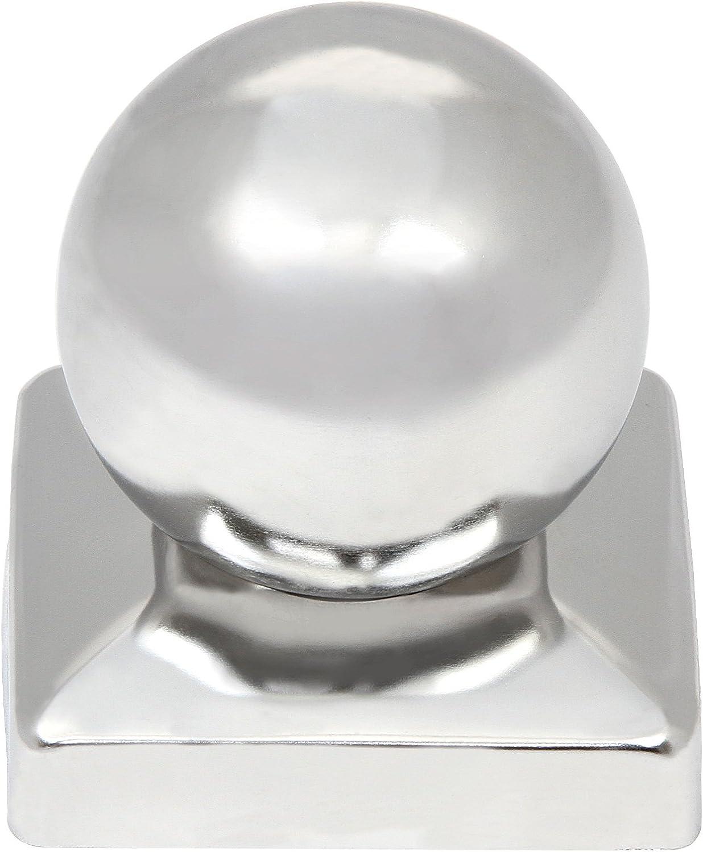 Pfostenkappe mit Kugelkopf Pfostenabdeckung Abdeckkappe f/ür Pfosten Materialwahl Verschiedene Gr/ö/ßen Kugelkappe in Setzt von 1 bis 12