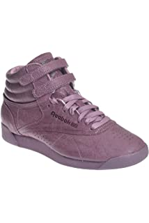 Reebok Womens Freestyle Hi Fbt Sneakers b8b938b09