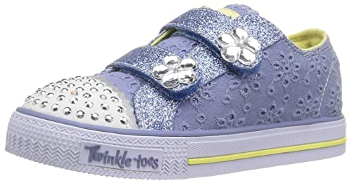 Skechers Shuffles Sweet Steps, Zapatillas para Niñas: Skechers: Amazon.es: Zapatos y complementos