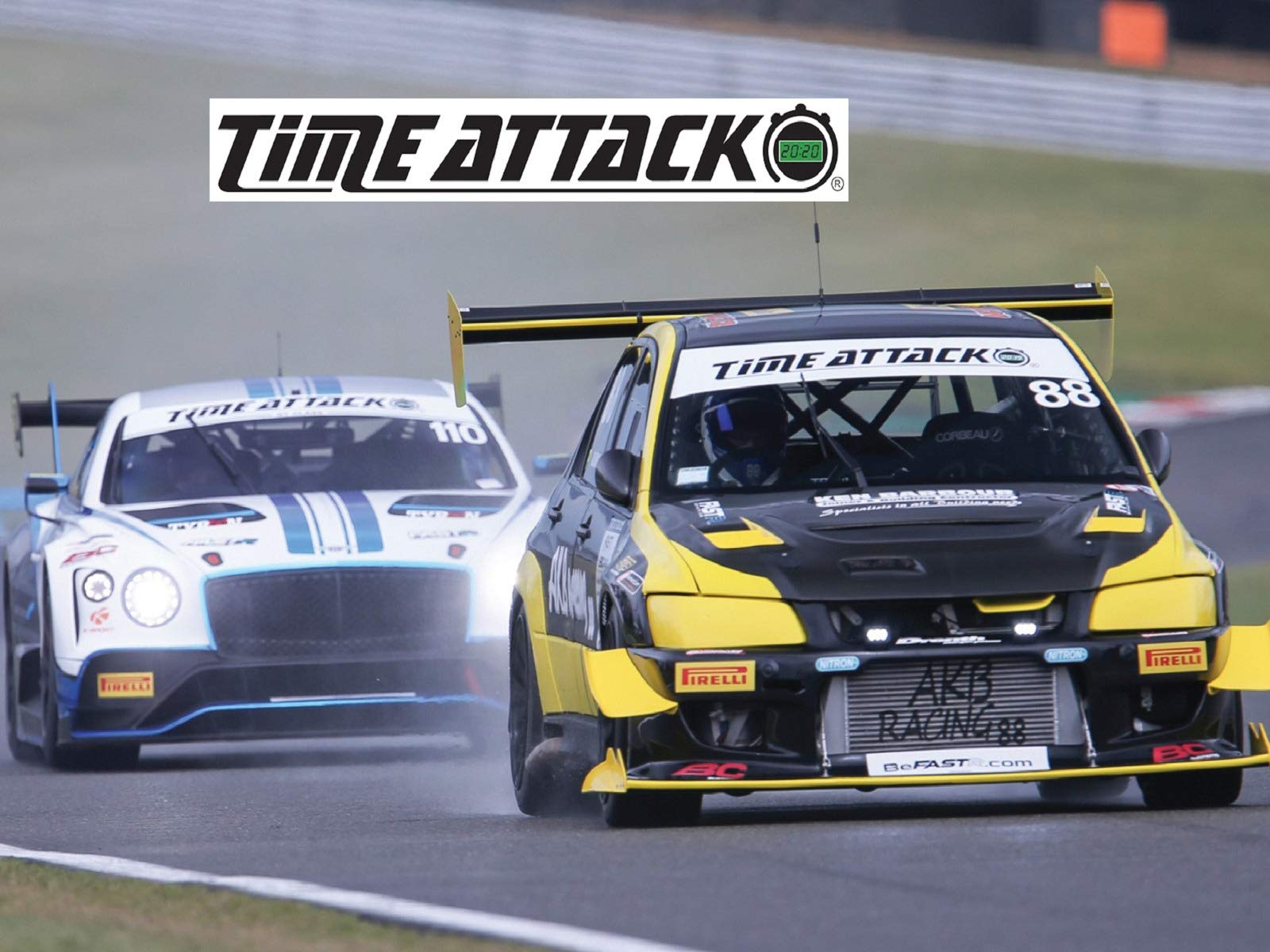 Time Attack on Amazon Prime Video UK
