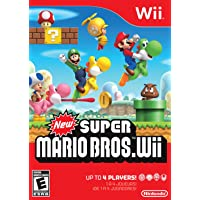 New Super Mario Bros - Wii - Standard Edition