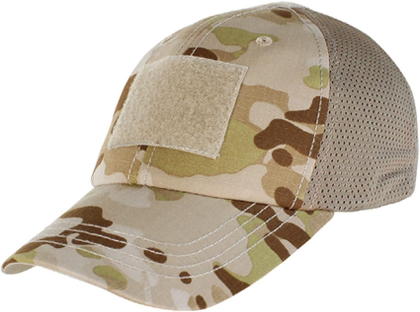 CONDOR TCM-022 Mesh Tactical Cap MultiCam Arid: Amazon.es ...