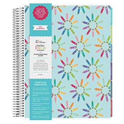 image about Erin Condron titled Erin Condren Trainer Lesson Planner - Pencil Me within just Signature - Jan 2019 - Dec 2019 (12 Thirty day period)