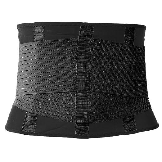 8bb08c96e7b Waist Trainer Cincher Control Underbust Shaper Corset Shapewear Body Tummy  Sport for Weight Loss (S