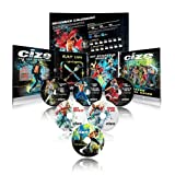 CIZE Dance Workout 6 DVD Base Kit - Shaun T