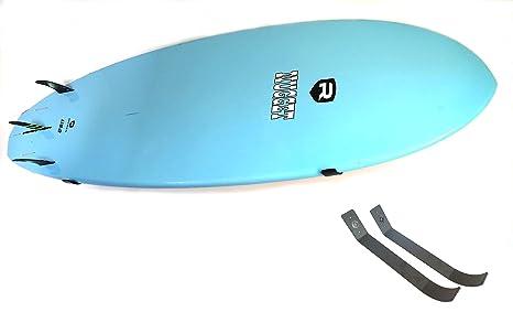 Amazon Com Coastal Provision Surfboard Longboard Wall Mount Rack