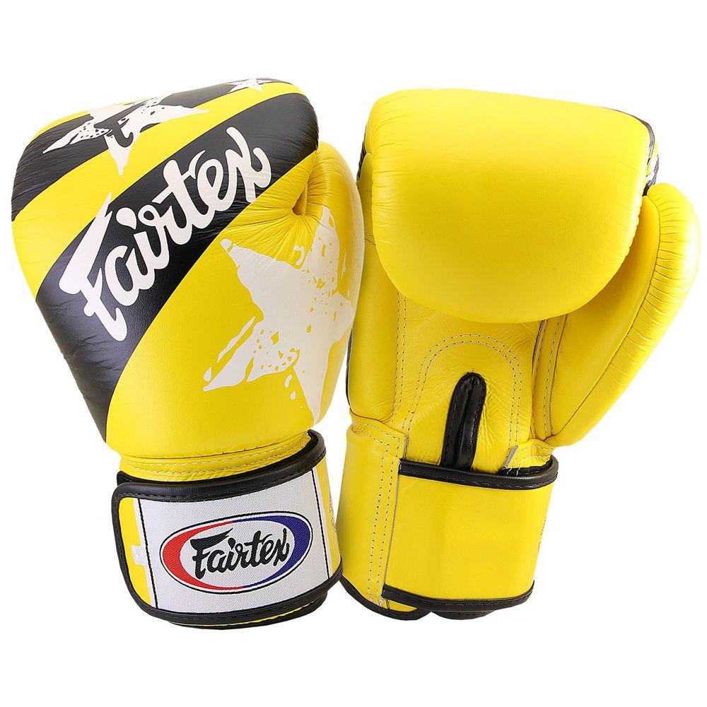 Promoción por tiempo limitado Fairtex Muay Thai guantes de entrenamiento de