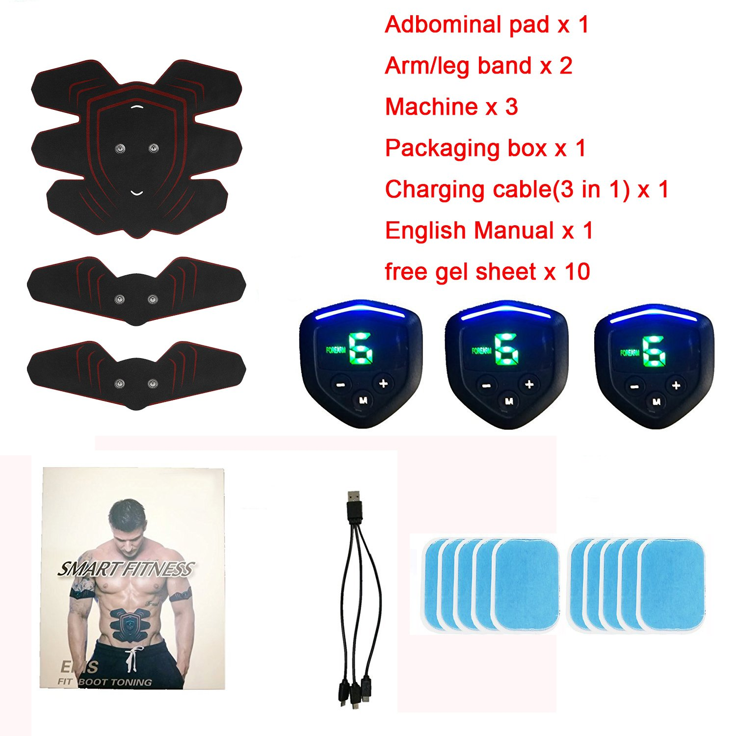 NewL Fitness Slimming Body Sculptor Muscle Trainer Butterfly ab Gymnic Belt Masajeador Pad Abdominal Muscle Ejercicio Cinturones Fat Burner