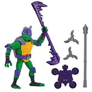 Rise of the Teenage Mutant Ninja Turtles Donatello Action Figure