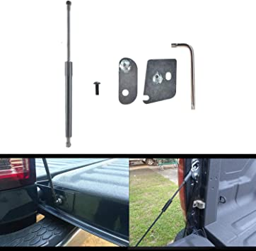 Tailgate Assist Shock Struts Truck for 2015 2016 2017 2018 Ford F150 Pickup