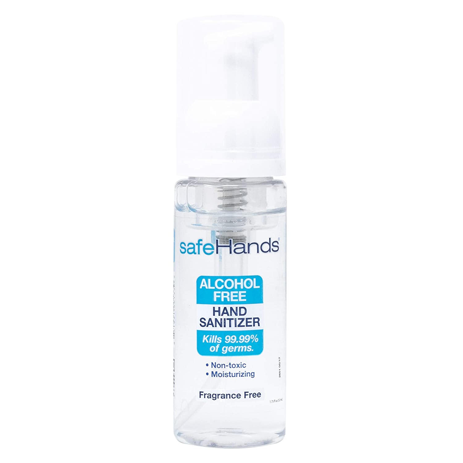 Buy Safehands 1 Alcohol Free Foam Hand Sanitizer Brand Fragrance