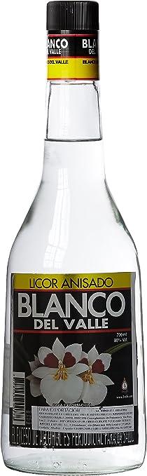 Blanco del valle Brandis y aguardientes - 700 ml: Amazon.es ...
