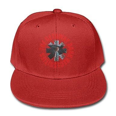 Ash Red Hot Chili Peppers The Getaway Dark Necessities Boys Adjustable Snapback  Baseball Caps - Red df5cb6010b3b